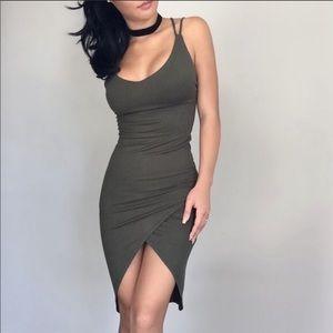 RP NWT Khalessi Olive Dress
